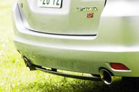 スバル・エクシーガtS(4WD/5AT)【試乗記】の画像