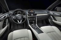 マツダの新型クロスオーバー、CX-4がデビュー【北京ショー2016】の画像