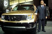 【デトロイトショー2004】日本メーカーのピックアップトラック競争、ついにスタート!