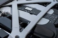 英アストン、V12ターボ搭載のDB11を発表【ジュネーブショー2016】の画像