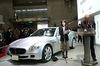 【東京モーターショー2005】クルマはハデでも発表は控えめ フェラーリ&マセラティ