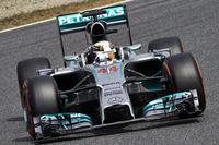 第5戦スペインGP決勝結果【F1 2014 速報】の画像