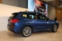 BMW、3代目となる新型「X3」を発表の画像