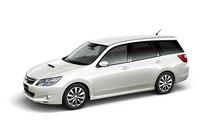 スバル・エクシーガ、ターボ車がエコカー減税適合の画像