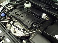 「XS」に搭載される、1.6リッター直4DOHCエンジン。