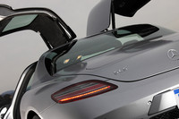 メルセデス・ベンツSLS AMG(FR/7AT)【海外試乗記】の画像