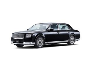 【東京モーターショー2017】トヨタ、新型「センチュリー」を初公開