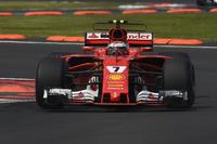 予選5番手、スタートで6番手に落ちたライコネン(写真)は2戦連続の3位表彰台。「スタートは悪くなかったけど、後続のマシンにスリップストリームを使われてしまった。よく挽回したね」と、淡々としたコメント。(Photo=Ferrari)