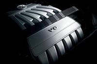 3.2リッターV6エンジン+DSGは、トップグレード「V6 4MOTION」で採用。