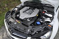 6.2リッターV8エンジンは、ベースモデル「C63 AMG」より50ps強力な507psを発生する。