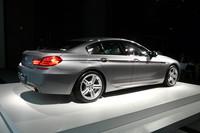BMW、新型「6シリーズ グランクーペ」を発売の画像