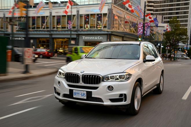 BMW X5 xDrive50i(4WD/8AT)/X5 xDrive30d(4WD/8AT)【海外試乗記】