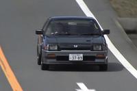 1980年代から90年前半にかけ、高い人気を誇ったスペシャルティカー「ホンダCR-X」。