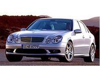 メルセデスベンツ、高性能モデル「E55 AMG」を発売の画像