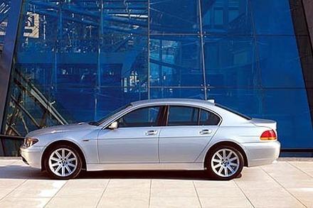 BMW7シリーズ(試乗篇)【試乗記】