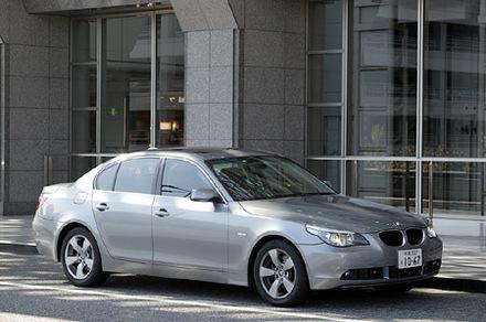 BMW 530i(6AT)【試乗記】