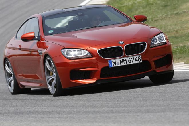 BMW M6クーペ(FR/7AT)/BMW M6カブリオレ(FR/7AT)【海外試乗記】