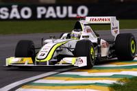 第16戦ブラジルGP決勝結果【F1 09 速報】