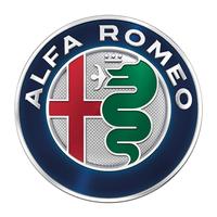 今回の新型「ジュリエッタ」には、アルファ・ロメオの新しいエンブレムが採用される。
