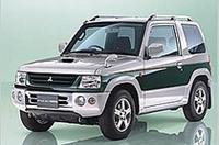 三菱「パジェロミニ」に特別仕様車の画像