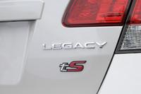 今回新設された「tS」ブランドは、従来「tuned by STI」の名で扱われたもの。今後はほかに、よりパフォーマンス志向の強い「Sシリーズ」も設定される。