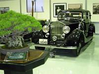 吉田茂元首相が使っていた1937年製「RR 25/30HP フーパー製スポーツサルーン」。故吉田首相が英国大使を務めていたときに持ち帰った。首相時代にはRRに里帰りさせてオーバーホールした。ほどよく使い込まれたコンディションにある。