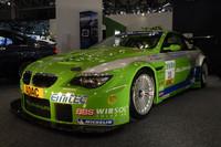 BMWアルピナB6 GT3レーシングカー