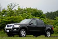 フォード・エクスプローラー スポーツトラック(4WD/5AT)【短評】