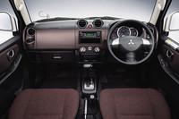 全身をパールで統一、「三菱パジェロミニ」特別仕様車の画像