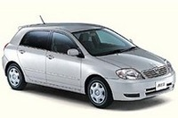 トヨタ「アレックス」に特別仕様車の画像