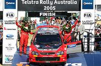 【WRC 2005】三菱、WRCワークス活動を休止、復帰は2008年以降の画像