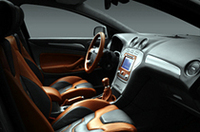 【パリショー2006】フォードは2007年発売の新型「モンデオ」初披露の画像