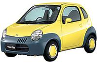 スズキ「ツイン」に、75万円の3ATモデル追加の画像