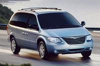 「クライスラー・ボイジャー」2005年モデル発売の画像