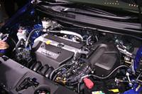 2リッターi-VTECエンジン