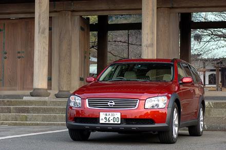 日産ステージアAR-X FOUR(4WD/5AT)【ブリーフテスト】