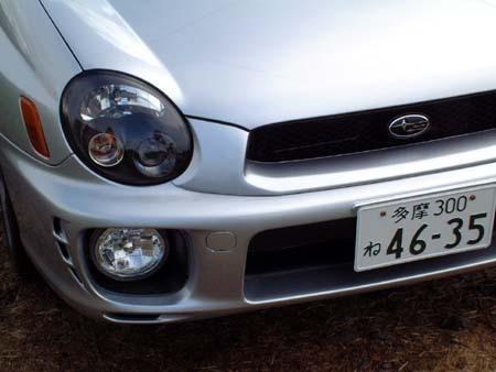 スバル・インプレッサWRX NB(4AT)【試乗記】
