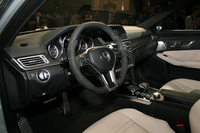 E63 AMG S 4MATICのインテリア