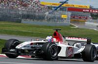 F1カナダGP決勝結果【F1 03】の画像