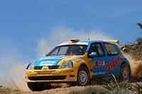 JWRCでは「ルノー・クリオ・スーパー1600」のパトリック・サンデルがシリーズ初優勝を飾った。