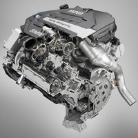 BMW、6シリーズに新型V8エンジンを搭載の画像