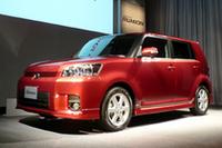 トヨタの四角い新型車、「カローラルミオン」デビュー