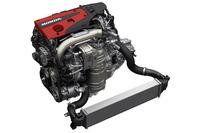 2リッター直4直噴ターボエンジンは320psの最高出力と400Nmの最大トルクを発生する。