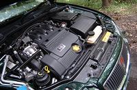 ローバー75サルーン2.5 V6コニサーSE/75ツアラー2.5 V6コニサーSE(5AT/5AT)【試乗記】の画像