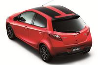 「マツダ・デミオ」に2台の特別仕様車が登場の画像