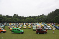 「ルノー・カングー・ジャンボリー2010」開催