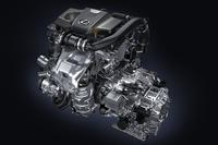 2リッター直4直噴ターボエンジン。