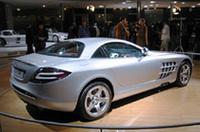 【フランクフルトショー2003】メルセデスベンツ「SLRマクラーレン」