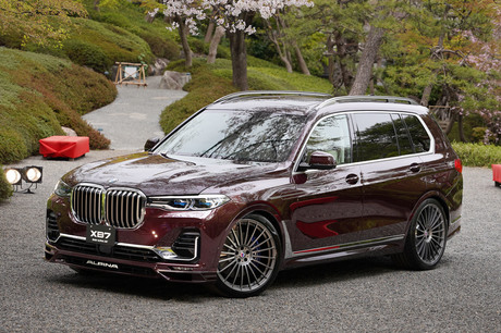 独アルピナの日本総代理店であるニコル・オートモビルズは2021年3月25日、「BMWアルピナXB7」を国内初披露...