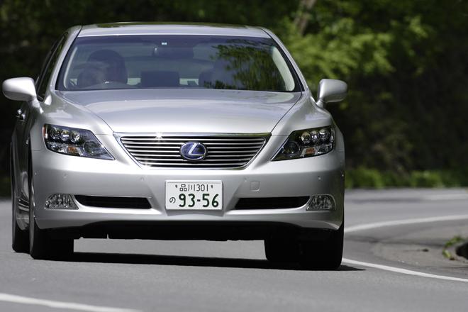 レクサスLS600h(4WD/CVT)/LS600hL(4WD/CVT)【短評(前編)】